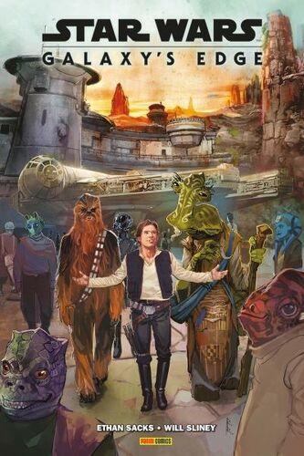 Star Wars: Galaxy's Edge (bande-dessinée)