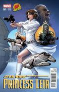 Star Wars Princess Leia Vol 1 1 Dynamic Forces