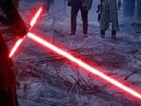 Sabre laser à quillons