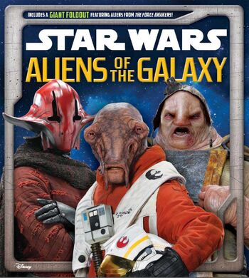 Star Wars: Aliens of the Galaxy