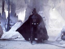 Vador sur Hoth