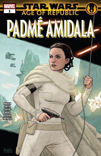 L'Ère de la République : Padmé Amidala 1