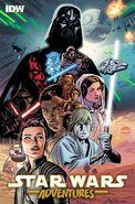 Star Wars Adventures Teaser Poster 1
