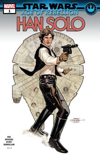 L'Ère de la Rébellion : Han Solo 1