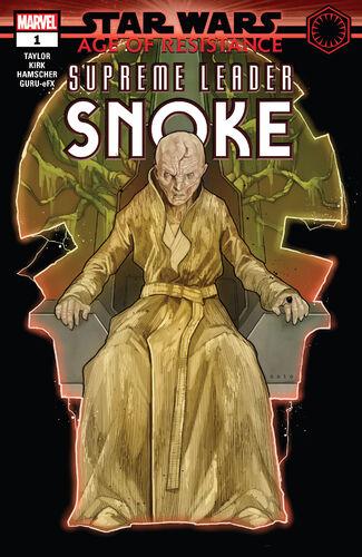 Age of Resistance: Supreme Leader Snoke 1