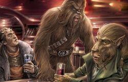 Wookiee-Bothan-Zabrak