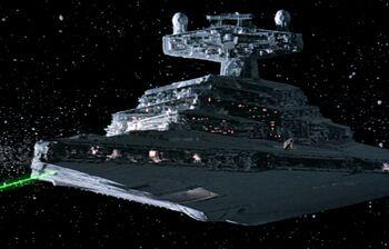 Destroyer Stellaire de classe Impérial II