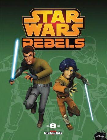 Star Wars Rebels Tome 9
