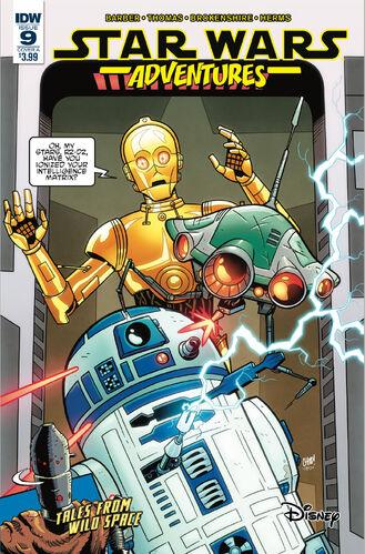 Star Wars Aventures 9