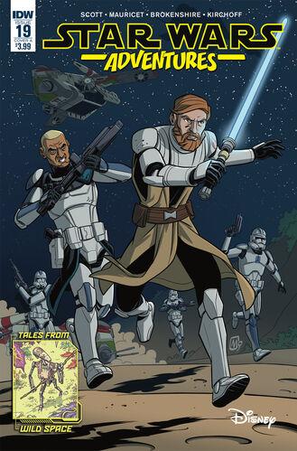 Star Wars Aventures 19