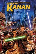 Star Wars Kanan Tome 1