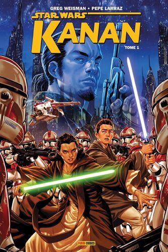 Star Wars : Kanan : Le dernier Padawan