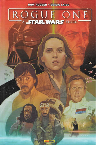 Rogue One: A Star Wars Story (bande-dessinée)
