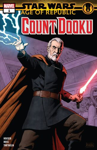 L'Ère de la République : Comte Dooku 1