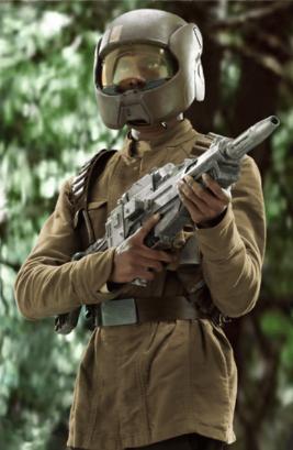 Soldat de la Résistance
