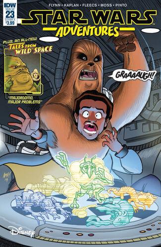 Star Wars Aventures 23