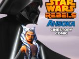 Ahsoka: A Star Wars Rebels Cinestory Comic