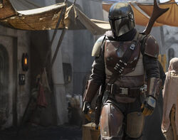 The Mandalorian First Look