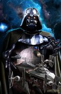 Star Wars Darth Vader Vol 1 1 GameStop Variant