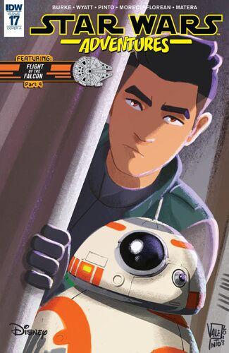 Star Wars Aventures 17