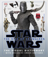 The Rise of Skywalker Visual Dictionary final cover