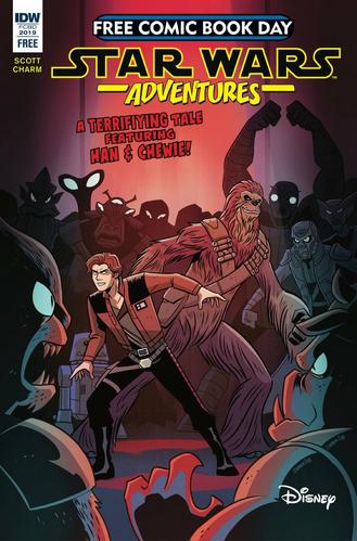 Star Wars Aventures Free Comic Book Day 2019