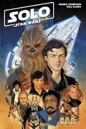Solo A Star Wars Story BD