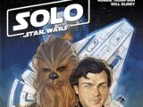 Solo: A Star Wars Story (bande-dessinée)