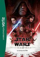 Les Dernier Jedi roman jeunesse