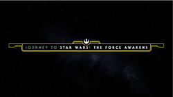 Journey to Star Wars