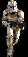 Soldat clone 212ème