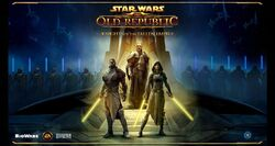 Knights of the Fallen Empire loading screen