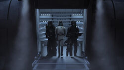 Thrawn & death troopers @ Attollon
