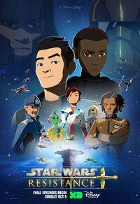 Star Wars Resistance Season 2 poster 2