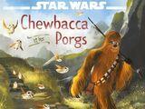 Chewbacca et les Porgs