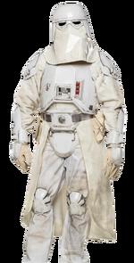 Snowtrooper armure