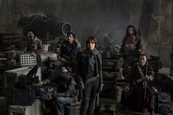 Casting Rogue One