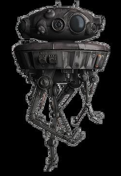 Droïde sonde