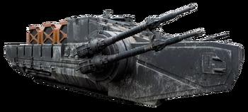 """Tank d'assaut """"Occupant"""" TX-225 GAVw"""