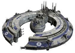 Croiseur de contrôle des droïdes