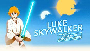 Luke Skywalker, le voyage commence