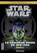 La Croisade noire du Jedi fou - couv 1