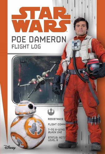 Star Wars: Poe Dameron Flight Log