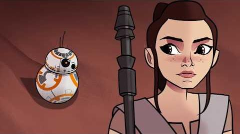Star Wars Forces du Destin - Les dunes de Jakku