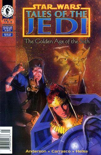 L'Âge d'or des Sith 5