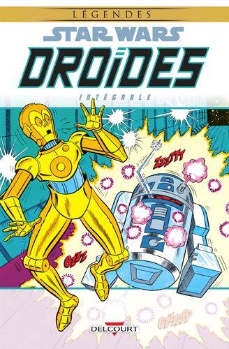 Star Wars: Droïdes (intégrale)