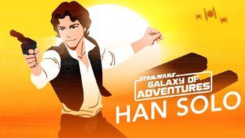 Han Solo, meilleur contrebandier de la galaxie