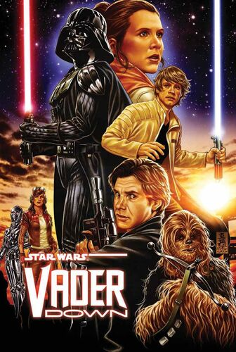 Star Wars: Vador Abattu