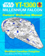 YT-1300 Corellian Freighter Owners Workshop Manual