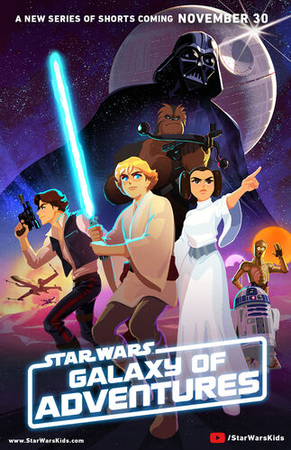 Star Wars : Galaxie d'Aventures